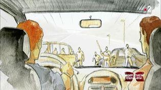 Les enragés de la route (COMPLÉMENT D'ENQUÊTE / FRANCE 2)
