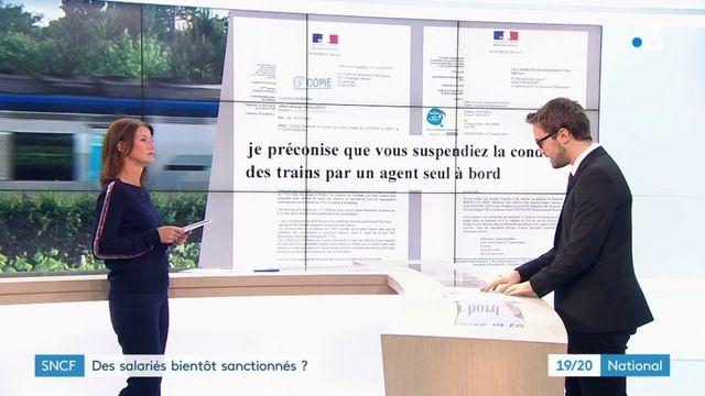 SNCF : des salariés bientôt sanctionnés ?