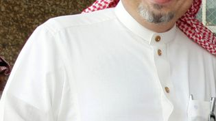 Le journaliste saoudien Jamal Khashogg, le 16 mai 2010 à Ryad, en Arabie Saoudite. (AFP)