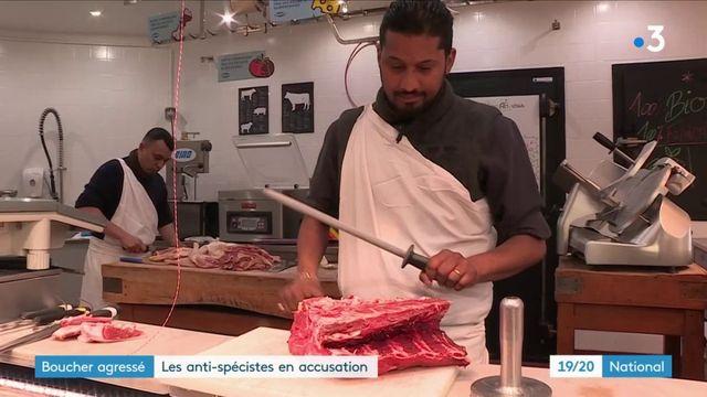 Boucher agressé à Paris : les antispécistes pointés du doigt