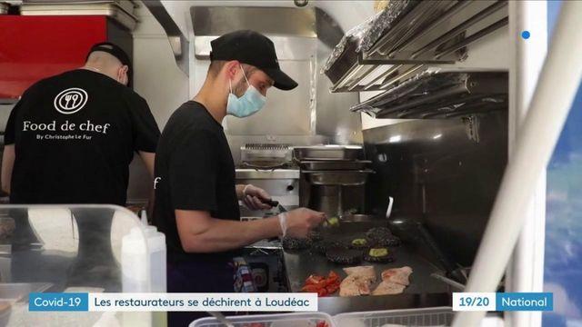 Bretagne : une pétition de restaurateurs contre le food-truck d'un chef étoilé