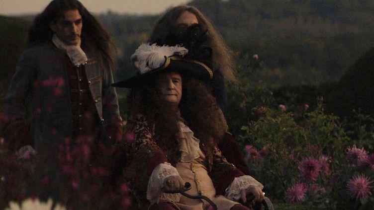 """Jean-Pierre Léaud dans """"La Mort de Louis XIV"""" d'Albert Serra  ( Capricci Films)"""