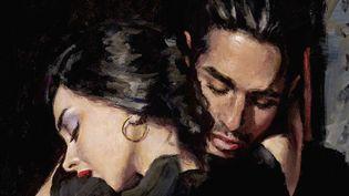 """""""Pas d'amour sans amour"""", 1re de couverture (détail) / Editions Glyphe  (Fabian Perez)"""