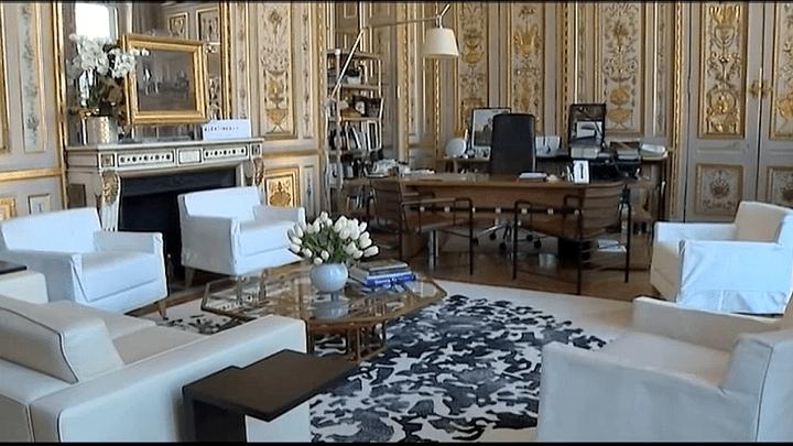 Bureau du ministère de la culture  (France 2 / Culturebox)