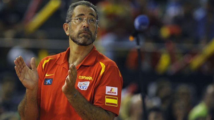 Juan Antonio Orenga n'est plus le sélectionneur de la Roja