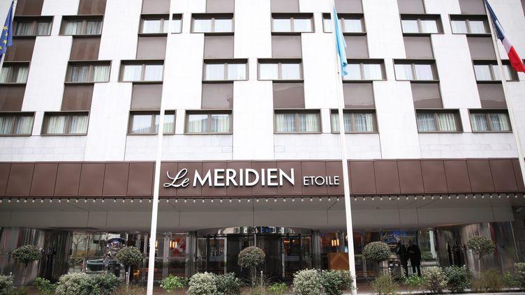 L'hôtel Le Méridien à Paris (illustration) le 15 janvier 2019. (OLIVIER BOITET / MAXPPP)