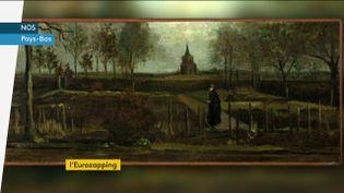 Un tableau de Van Gogh volé aux Pays-Bas (FRANCEINFO)