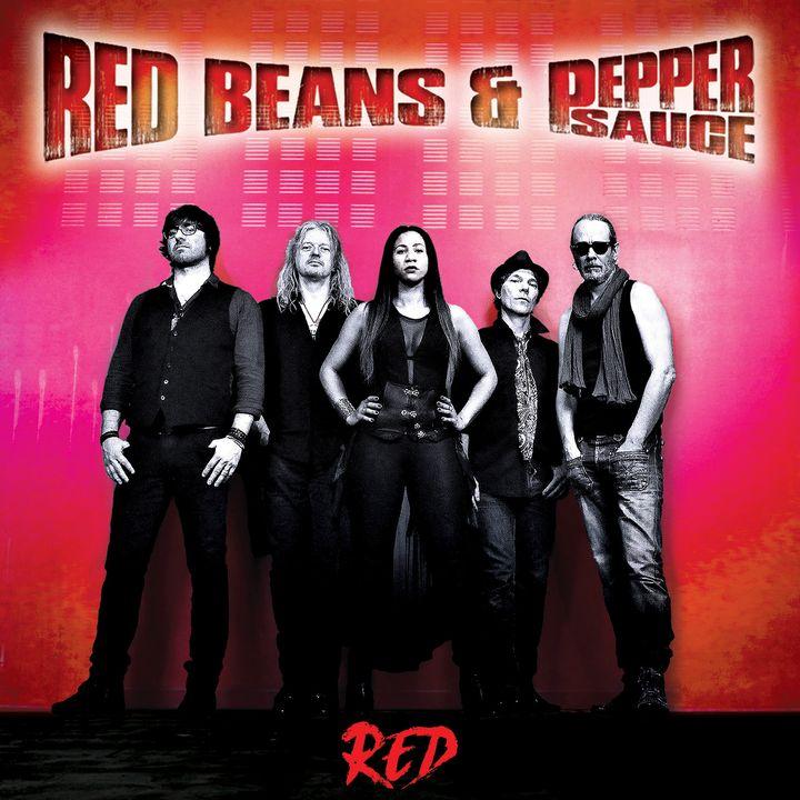 """La pochette de l'album """"Red"""""""