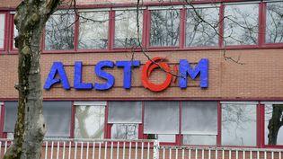Le site Alstom de Belfort, spécialisé dans le secteur ferroviaire, emploie 491 salariés. (MAXPPP)