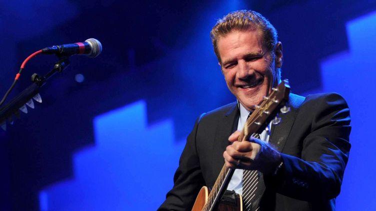 Glenn Frey en 2012  (Diane Bondareff/AP/SIPA)