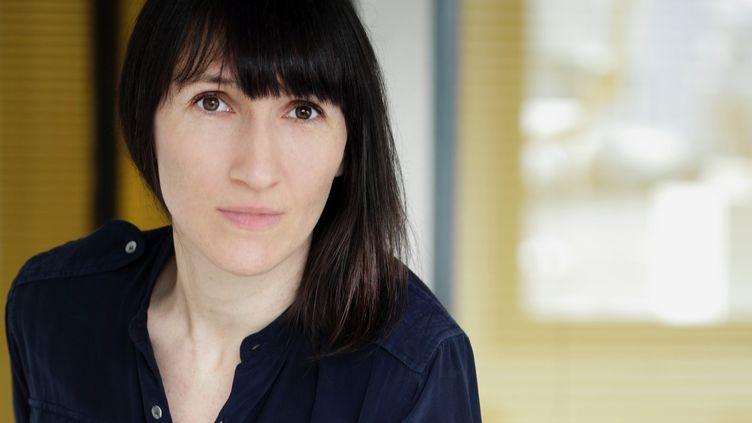 """Catherine Meurisse, sélectionnée avec """"La légèreté"""" pour le Fauve d'Or Angoulême 2017  (Rita Scaglia)"""