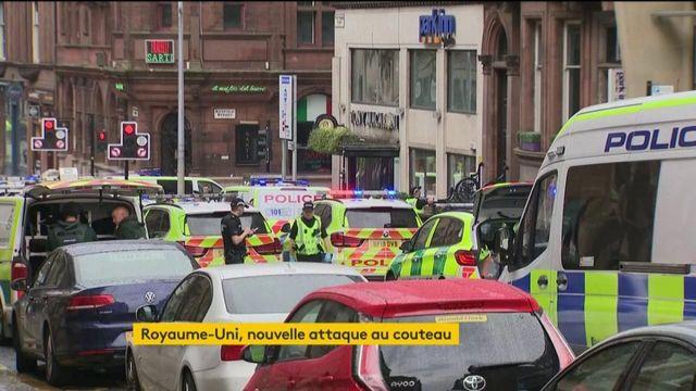 Royaume-Uni : nouvelle attaque au couteau