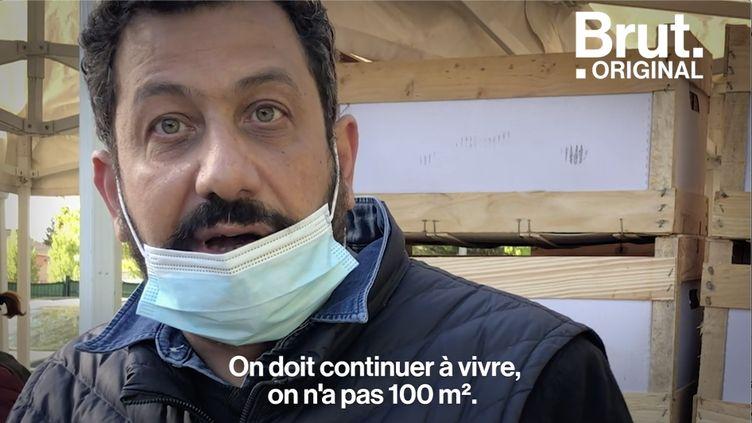 VIDEO. En Seine Saint-Denis, comment les habitants s'organisent face au confinement (BRUT)