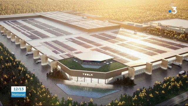 Tesla : le géant américain produira ses véhicules en Allemagne