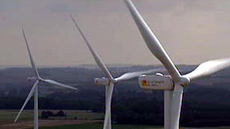 L'une des dispositions contestées sur l'éolien devrait être supprimée jeudi. (France 2)