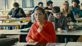 "Emmanuelle Béart dans ""L'Etreinte deLudovic Bergery (2021). (MOBY DICK FILMS)"