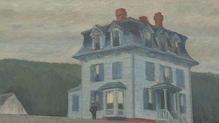 Exposition exceptionnelle à Bâle (Suisse) consacrée à Edward Hopper, mort en 1967. Une œuvre mélancolique fascinante. (FRANCE 3)