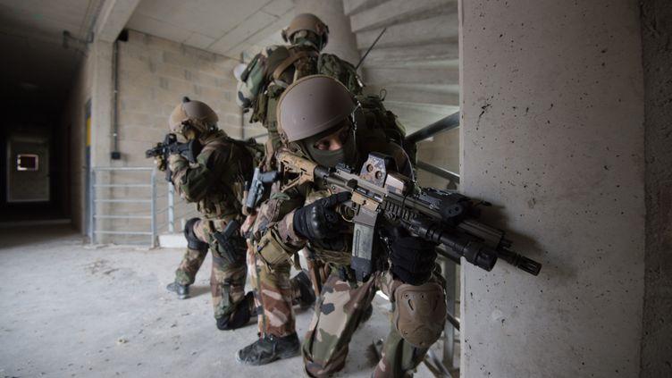 (Au total, 17 à 20 000 soldats viennent se former chaque année au centre de Sissonnes, avant de partir à l'étranger © Armée de terre)