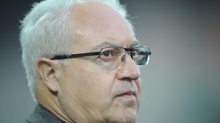 Guy Cotret, le président de l'UCPF (JEAN PAUL THOMAS / THOMAS PICTURES)