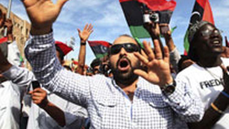 Dans le concert des nations - Mouamar Kadhafi