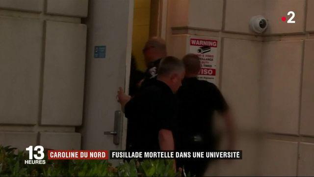 États-Unis : nouvelle fusillade mortelle dans une université de Charlotte