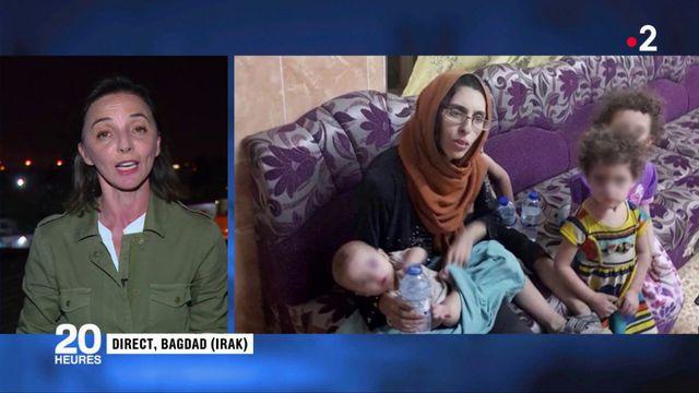 Irak : quel sera le sort de la jihadiste française Mélina Boughedir ?