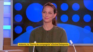 Ixchel Delaporte (FRANCEINFO)