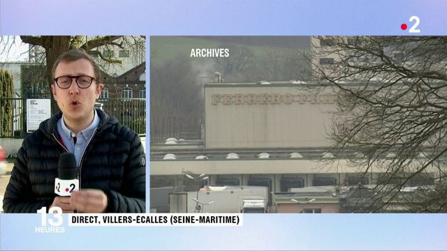 Seine-Maritime : la plus grosse usine Nutella au monde à l'arrêt