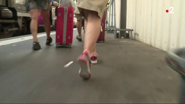 SNCF : la gare Montparnasse paralysée par un électrique