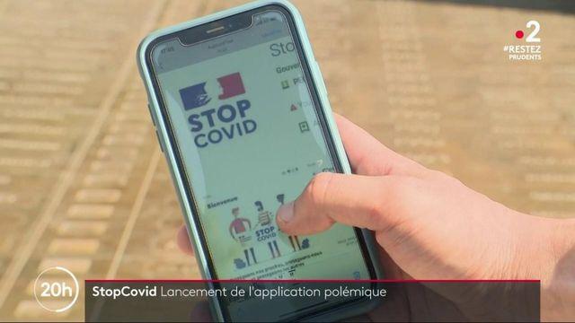 StopCovid : le téléchargement de l'application continue de faire débat