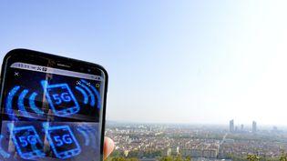 La France a lancé le 29 septembre les premières enchères pour l'attribution des fréquences 5G. (MAXPPP)