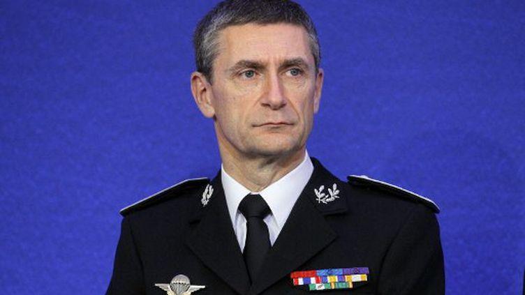 Le directeur général de la police Nationale Frédéric Pechenard, en janvier 2011. (PATRICK KOVARIK / AFP)