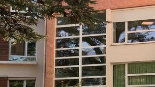 La maison de retraite du Val-de-Marne où un pensionnaire aurait été violentée par un aide-soignant (CAPTURE ECRAN FRANCE 2)