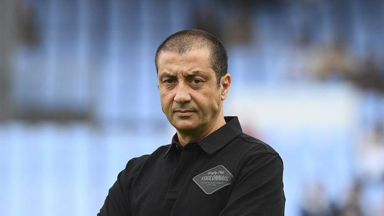 Mourad Boudjellal (FRANCK FIFE / AFP)