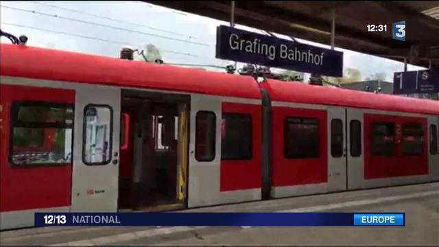 Allemagne : attaque au couteau dans une gare près de Munich
