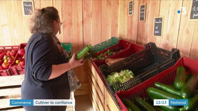Seine-Maritime : les clients de ce magasin achètent et payent seuls
