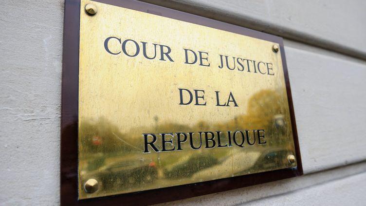 (La Cour de justice de la République©MAXPPP)