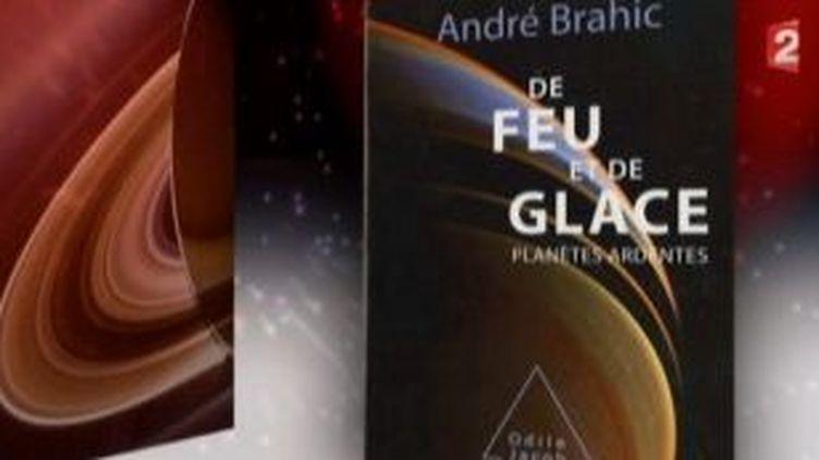"""Publication du livre """"De feu et de glace """": interview de l'astrophysicien André Brahic  (Culturebox)"""