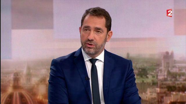 """Christophe Castaner : """"Je porte l'ADN, l'envie, la volonté de ce qu'est En Marche!"""""""