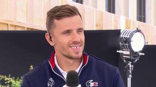 Jeux olympiques : Jean Quiquampoix la fine gachette (Capture d'écran France 2)