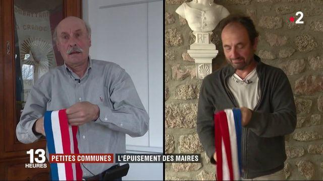 Communes rurales : le ras-le-bol de deux maires aveyronnais