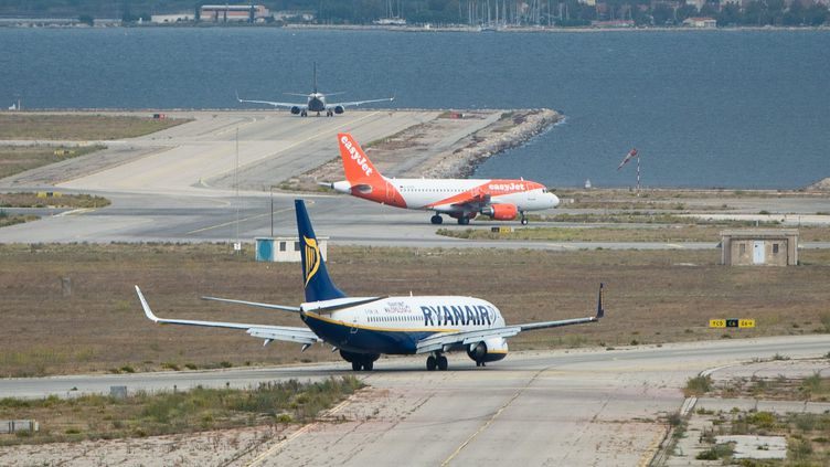 Image d'illustration de l'aéroport de Marignane (CLEMENT MAHOUDEAU / MAXPPP)