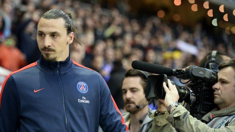 Face à l'Ajax Amsterdam, Zlatan Ibrahimovic sera associé à Edinson Cavani et Ezequiel Lavezzi au sein de l'attaque parisienne.
