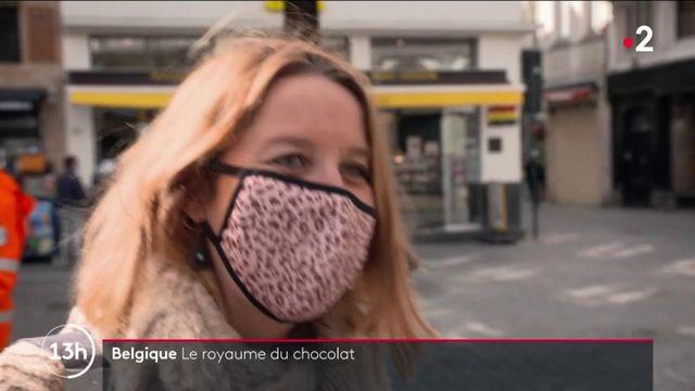 Belgique : l'art ancien du chocolat