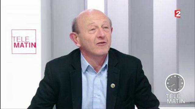 """Débat primaire : """"Peut-être qu'il faut revoir la formule"""", estime Jean-Luc Bennahmias"""