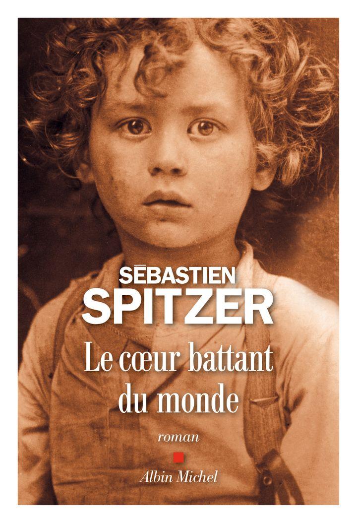 """Couverture de """"Le coeur battant du monde"""", de Sébastien Spitzer (Ed. Albin Michel)"""