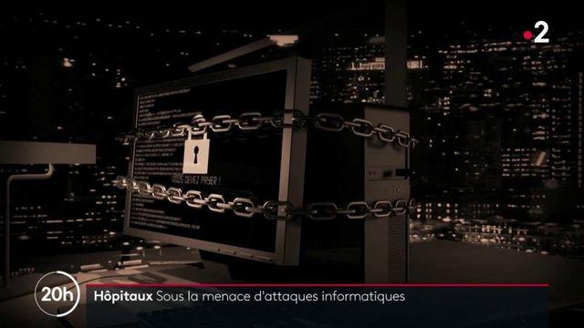 Cyberattaques : quand les hôpitaux sont pris pour cibles