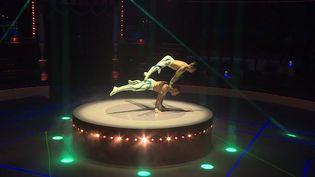 Dans les coulisses du Cirque d'Hiver (CAPTURE D'ÉCRAN FRANCE 3)