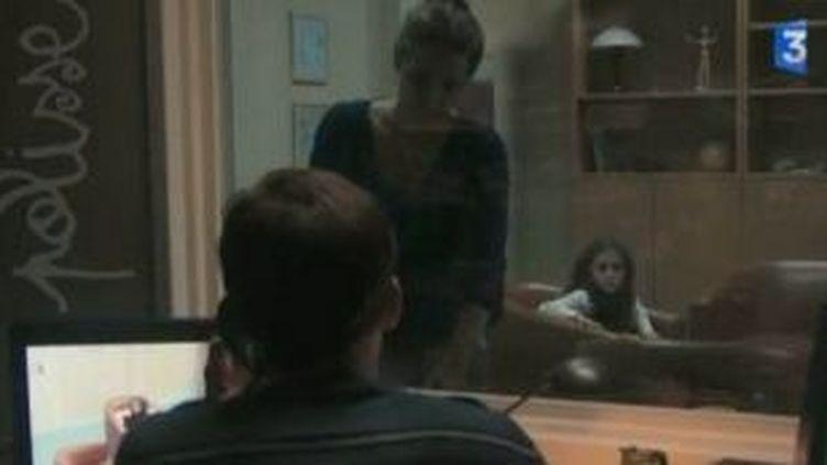 Justine et Clara, portait de deux (très) jeunes actrices de Polisse  (Culturebox)
