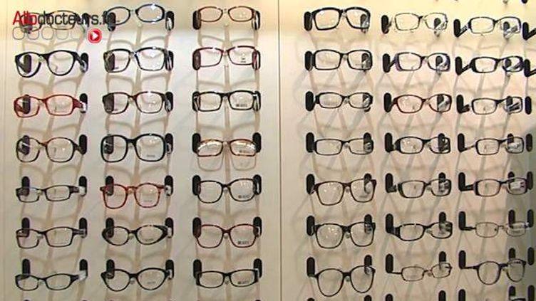 Une paire de lunettes intégralement remboursée tous les deux ans